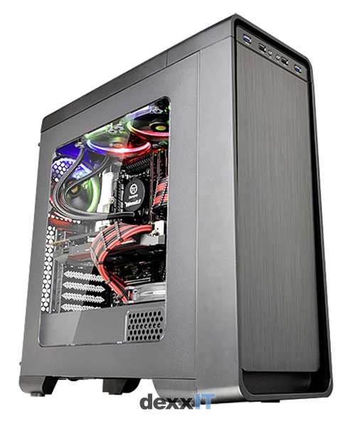 Thermaltake Versa U21 Midi Tower