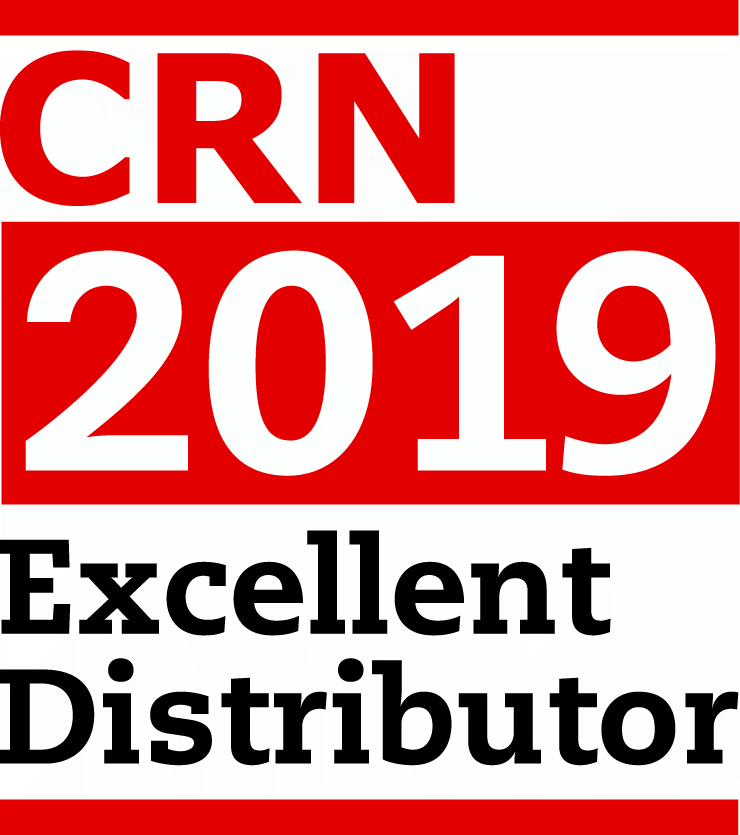 CRN 2019 Excellent Distributor