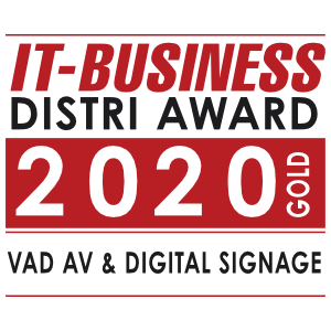 IT-Business Distri Award 2020 Gold