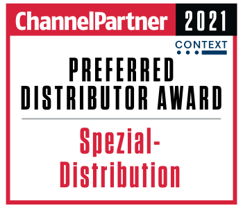 ChannelPartner Preferred Distributer 2021